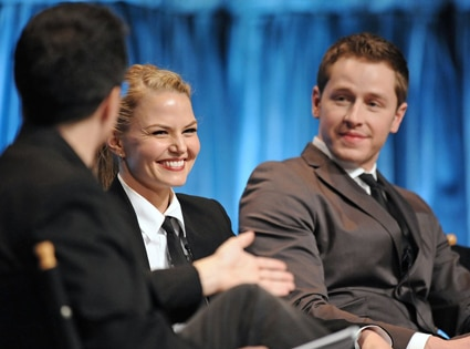 Paley Fest, Jennifer Morrison, Josh Dallas