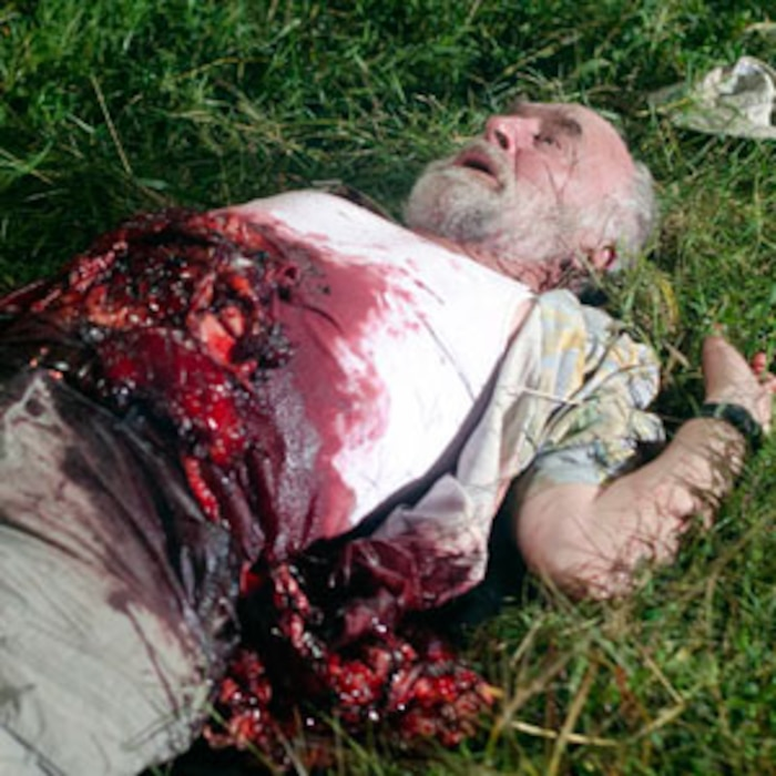 The Walking Dead, Jeffrey DeMunn