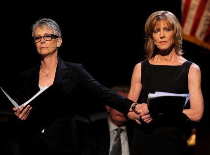 '8' Play, Christine Lahti, Jamie Lee Curtis