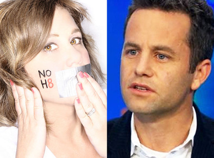 Tracey Gold, Kirk Cameron
