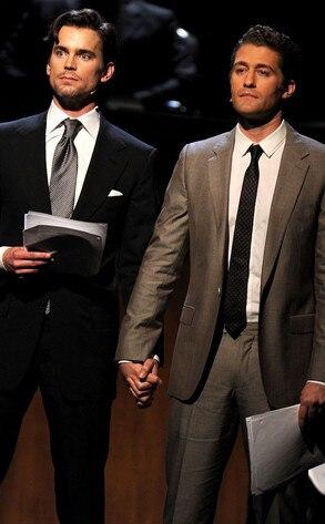 '8' Play, Matt Bomer, Matthew Morrison