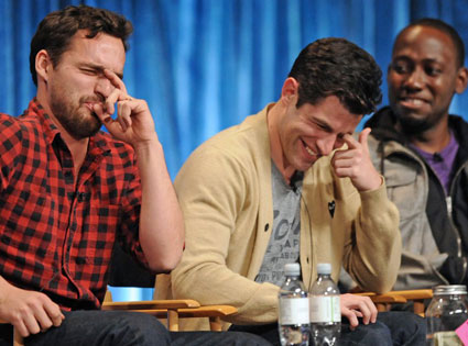 Lamorne Morris, Jake Johnson, Max Greenfield