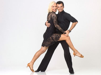 Dancing with the Stars, DWTS Season 14, MARTINA NAVRATILOVA & TONY DOVOLANI