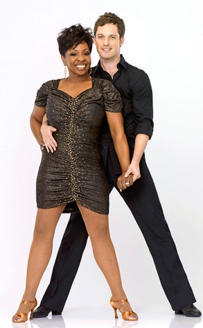 Dancing with the Stars, DWTS Season 14, GLADYS KNIGHT & TRISTAN MACMANUS