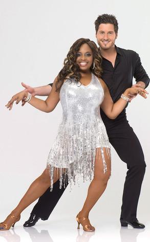 Dancing with the Stars, DWTS Season 14, SHERRI SHEPHERD & VAL CHMERKOVSKIY