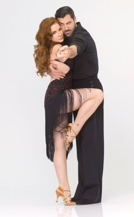 Dancing with the Stars, DWTS Season 14, MELISSA GILBERT & MAKSIM CHMERKOVSKIY