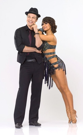 Dancing with the Stars, DWTS Season 14, GAVIN DeGRAW & KARINA SMIRNOFF