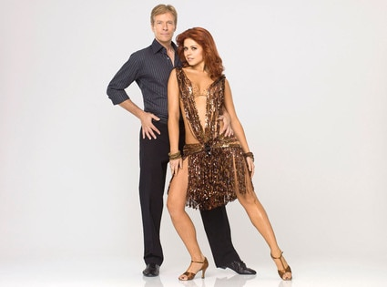 Dancing with the Stars, DWTS Season 14, JACK WAGNER & ANNA TREBUNSKAYA