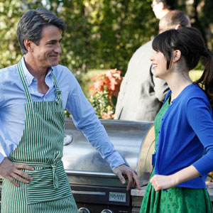 Zooey Deschanel, Dermot Mulroney