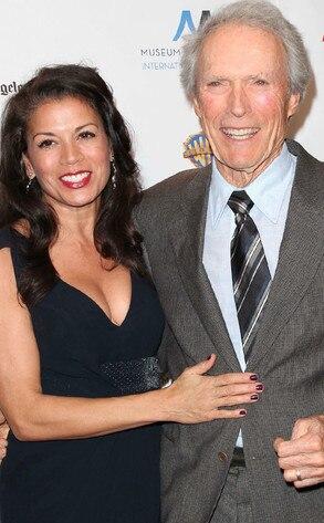 Dina Eastwood, Clint Eastwood