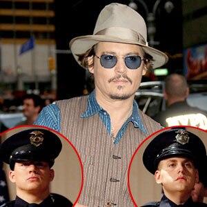 Johnny Depp, Jonah Hill, Channing Tatum, 21 Jump Street