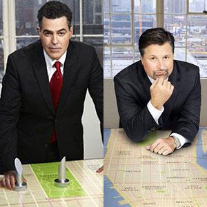 Adam Carolla, Michael Andretti, Celebrity Apprentice