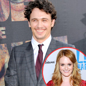 James Franco, Fallon Goodson