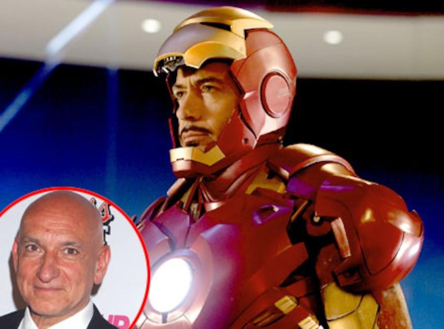 Robert Downey Jr. Iron Man, Ironman, Ben Kingsley