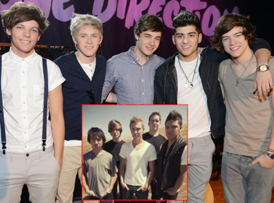 One Direction, UK, USA