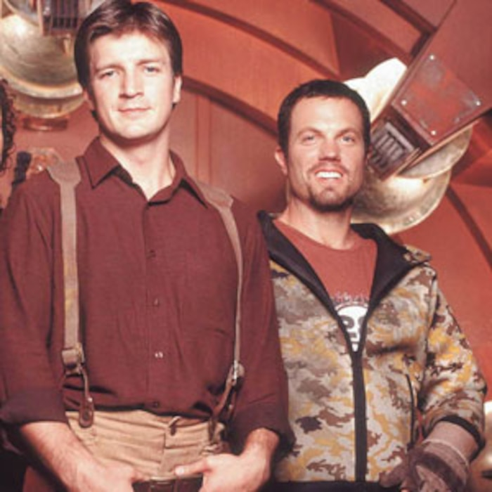 Firefly, Adam Baldwin, Nathan Fillion