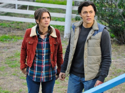 Alexandra Chando, Blair Redford, The Lying Game