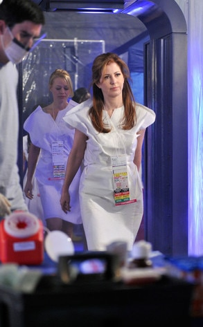 Dana Delany, Body of Proof