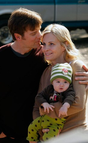 Parenthood, Peter Krause, Monica Potter
