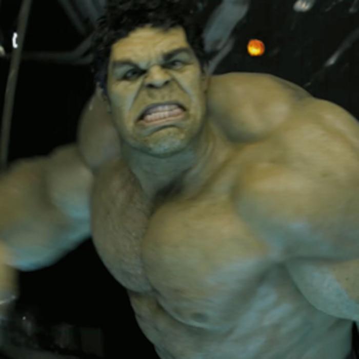 The Avengers, Hulk