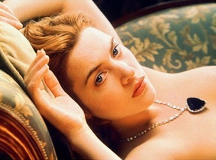 Kate Winslet Naked On Titanic 119
