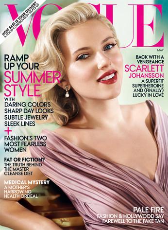 Scarlett Johansson, Vogue