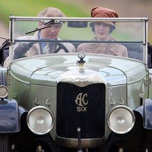 Downton Abbey, Michelle Dockery, Dan Stevens