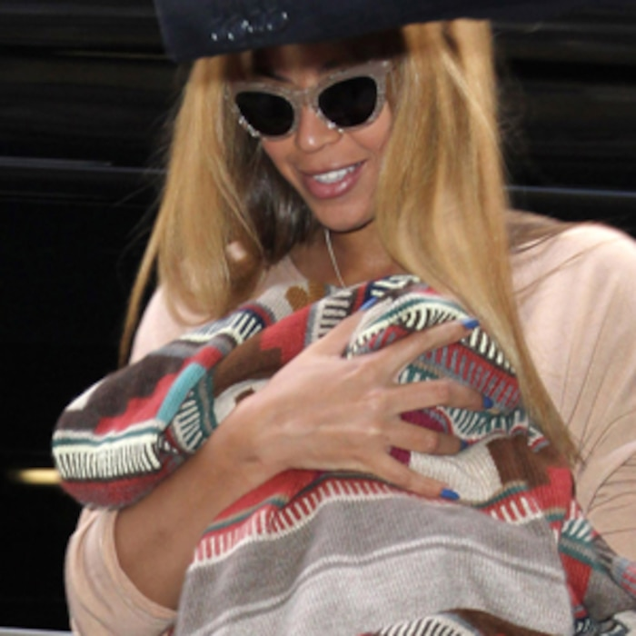 Beyonce Knowles, Blue Ivy Carter