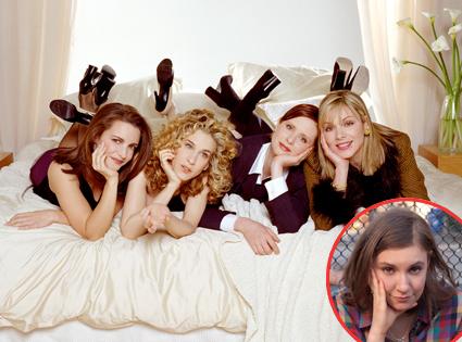 Sex and the City Cast, Lena Dunham, Girls
