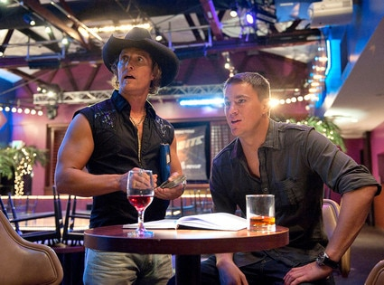 Matthew McConaughey, Channing Tatum, Magic Mike