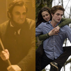Abraham Lincoln Vampire Killer, Twilight, Robert Pattinson