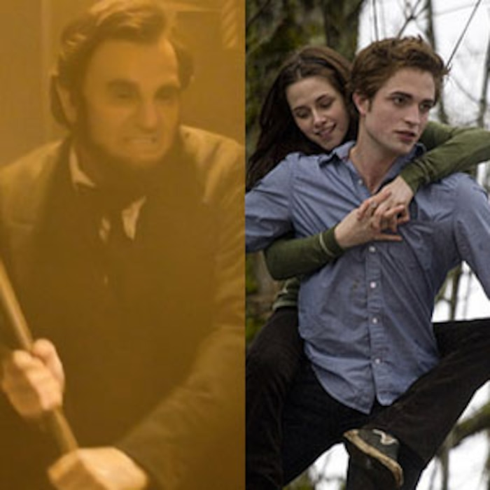 Abraham Lincoln Vampire Killer, Twilight, Robert Pattinson