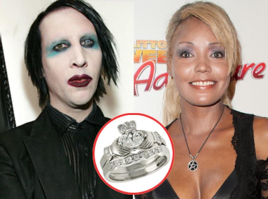Marilyn Manson, Seraphim Ward