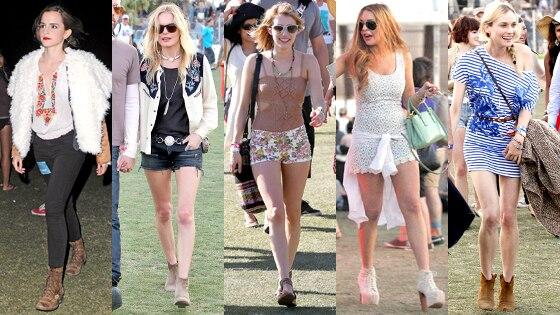 Emma Watson, Kate Bosworth, Emma Roberts, Lindsay Lohan, Diane Kruger