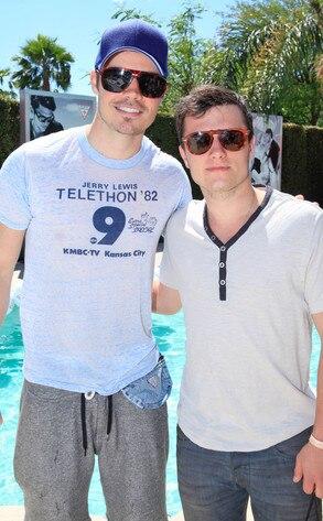 Coachella Festival, Josh Henderson, Josh Hutcherson