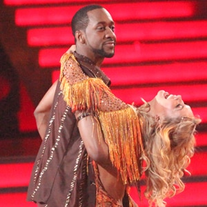 Jaleel White, Kym Johnson, Dancing with the Stars