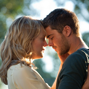 Taylor Schilling, Zac Efron, The Lucky One