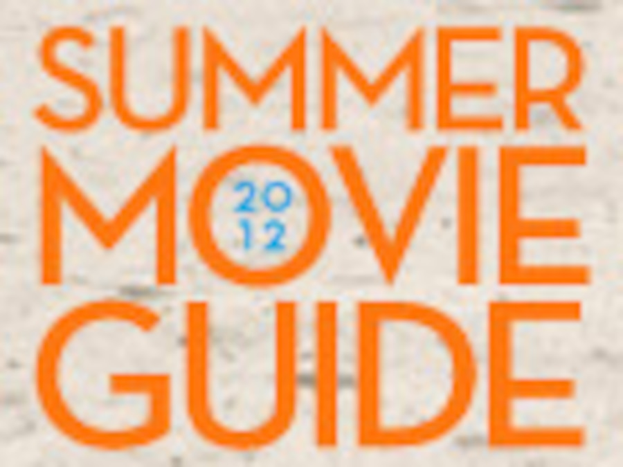 Summer Movie Guide Tile & Brick