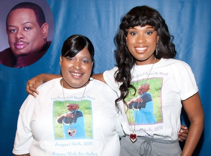 Julia Hudson, Jennifer Hudson, Harvey Star Washington