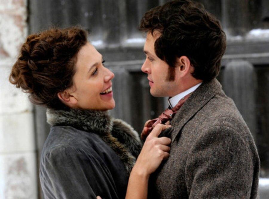 Maggie Gyllenhaal, Hugh Dancy, Hysteria