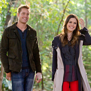 Justin Hartley, Rachel Bilson, Hart of Dixie