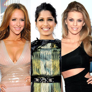 Jennifer Love Hewitt, Freida Pinto and AnnaLynne McCord
