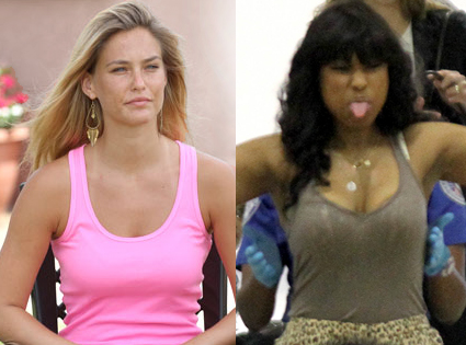 Bar Refaeli, Jennifer Hudson