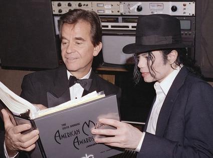 Dick Clark Obit, Michael Jackson