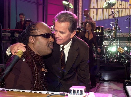 Dick Clark Obit, Stevie Wonder