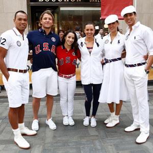 U.S. Olympic Team Uniforms, Ralph Lauren