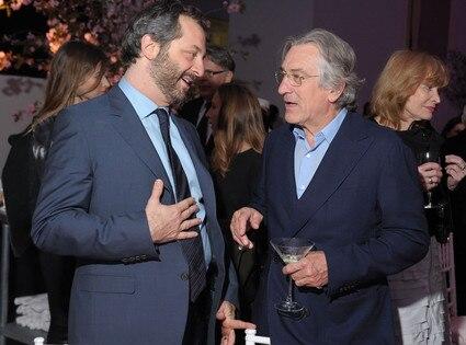 Judd Apatow, Robert De Niro