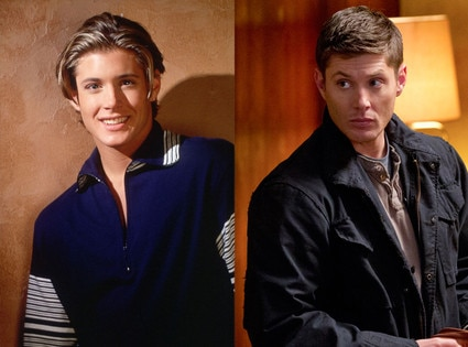 Then and Now, Jensen Ackles