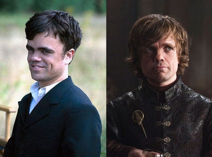 Then and Now, Peter Dinklage