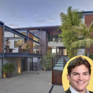 Ashton Kutcher HomeInvasion Report Police Punkd By Bogus Call - Ashton kutcher home